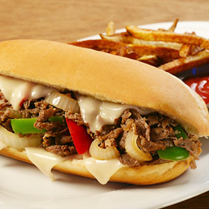 Steak Philly Melt